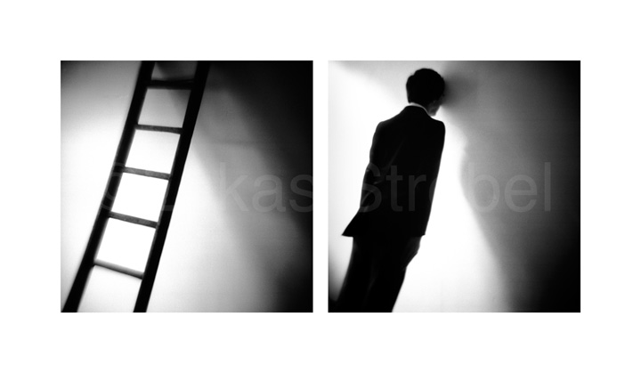 Ladder and Man 1978